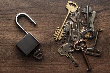 Schlüsselbund - Schlüsseldienst Leopold Furman, Straubing